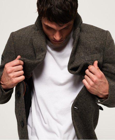 Superdry New Camden Crombie frakke