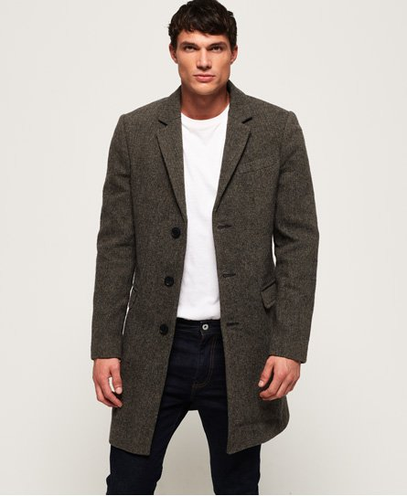 Superdry Camden Overcoat
