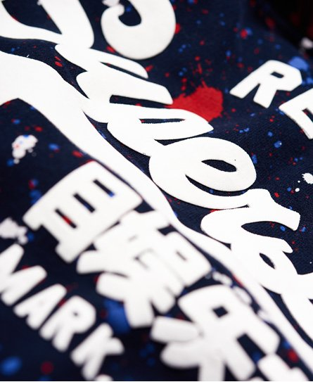 Superdry Vintage Logo Slatter Hoodie
