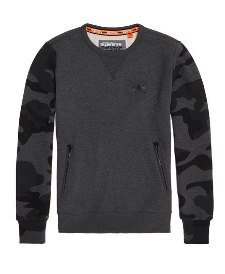 Superdry Orange Label Urban Sweatshirt