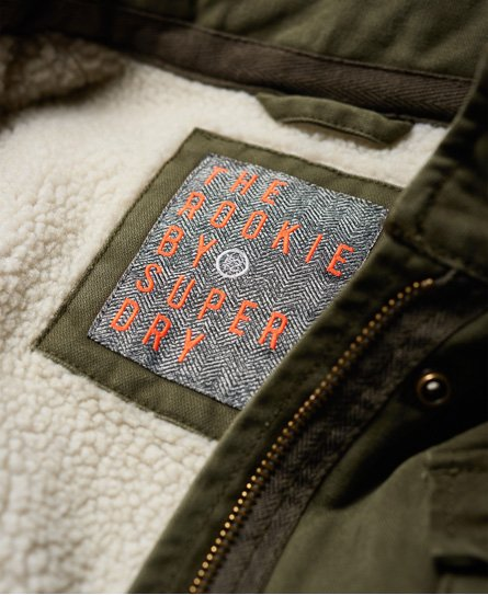 Superdry Classic Winter Rookie Military Jacket