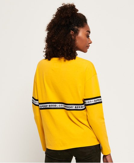 Superdry Tape Graphic Top