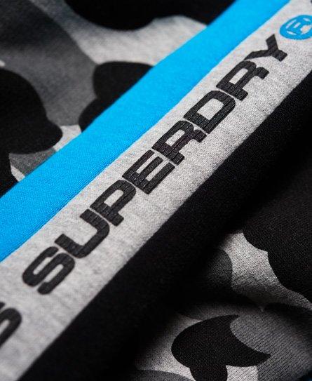 Superdry Trophy Camo Zip Hoodie