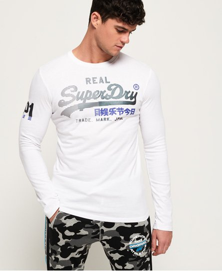 Superdry Vintage Logo 1st Duo T-shirt