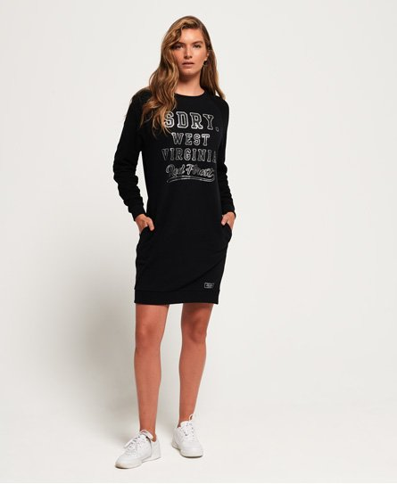 Superdry Taylor Sweat Dress