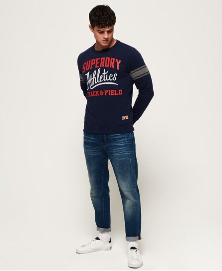 Superdry Track & Field Crew Jumper