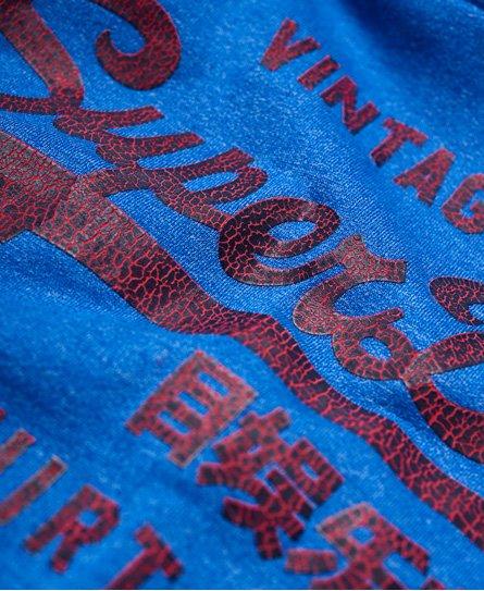 Superdry Sweat Shirt Store Hoodie mit Raglanärmeln