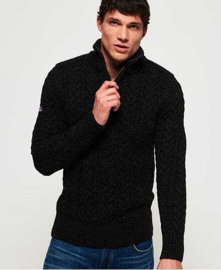 a511263d457 Mens Jumpers - Shop Jumpers for Men Online | Superdry