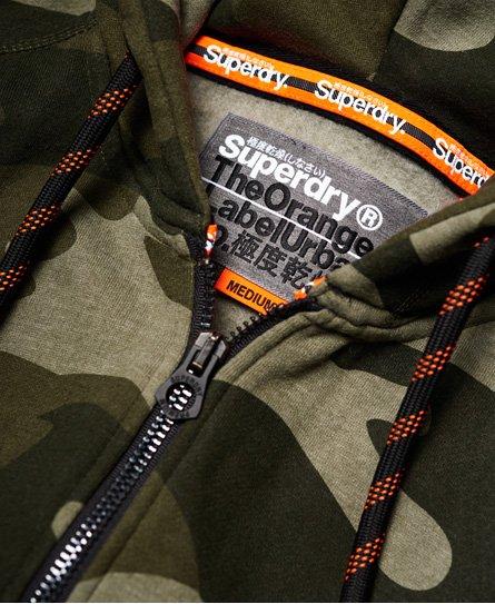 Superdry Urban Kapuzenjacke mit Reißverschluss