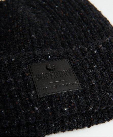 Superdry Surplus Goods Tweed Beanie