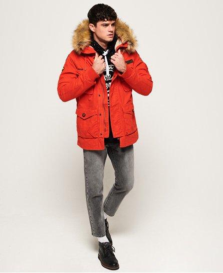 Superdry Rookie Heavy Weather Parka Jacket