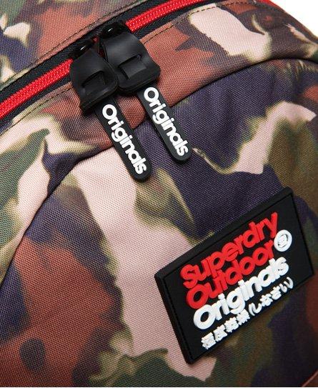 Superdry Sac à dos camouflage Blur Montana