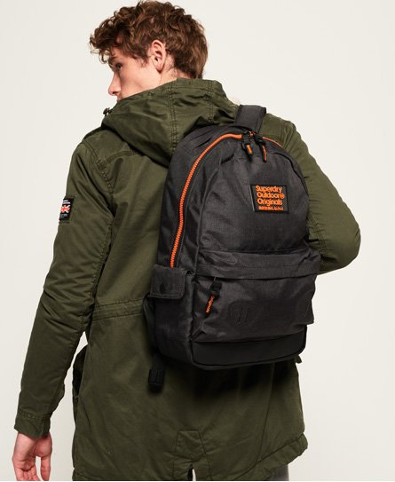 c961fa7bd5492 Mens - Fresh International Montana Rucksack in Black