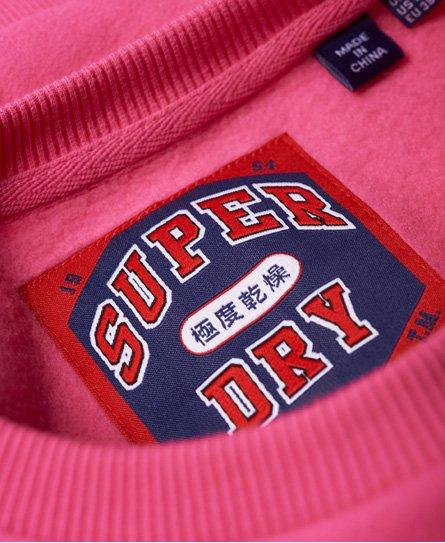 Superdry Urban Street Applique Crew Sweatshirt