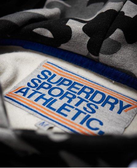 Superdry Trophy Hoodie mit Tarnmuster
