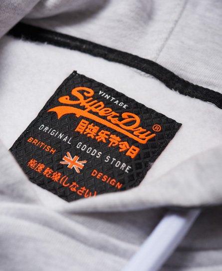Superdry Sweat à capuche Vintage 1st