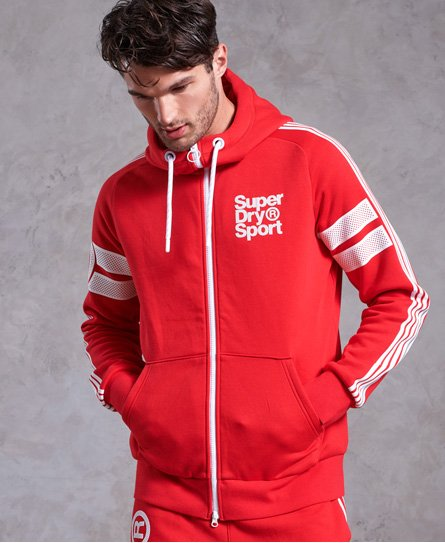 Superdry Sweat à capuche zippé Oxygen