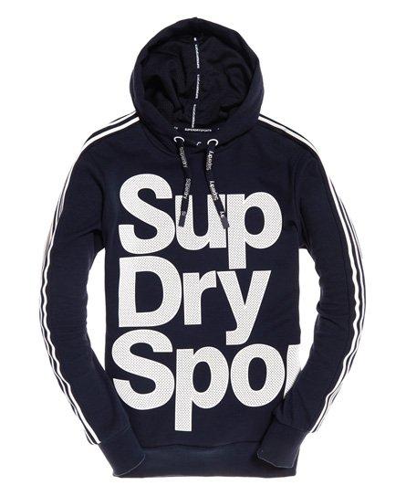 Superdry Sweat à capuche Combat Sport