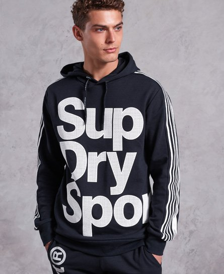 Superdry Sweat à capuche Combat Sport