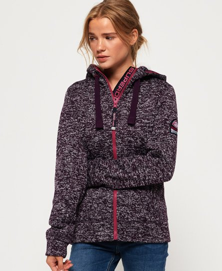 Superdry Storm Colour Pop Zip Hoodie