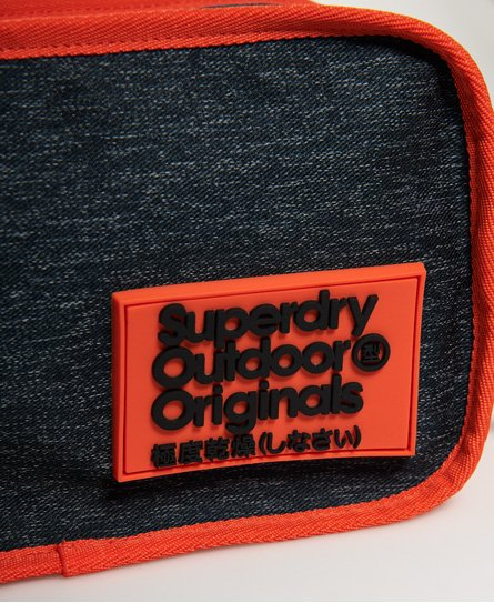 Superdry Two Tone Wash Bag