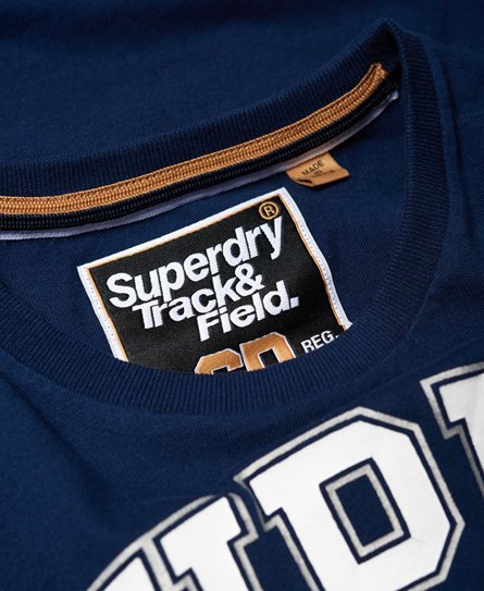 Superdry 1994 Metallic Box Fit T-Shirt