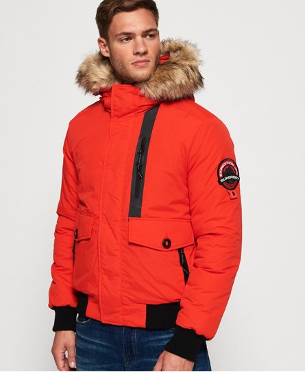 Superdry Everest-flygerjakke
