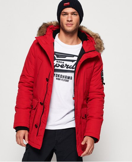 Superdry Everest-parkatakki