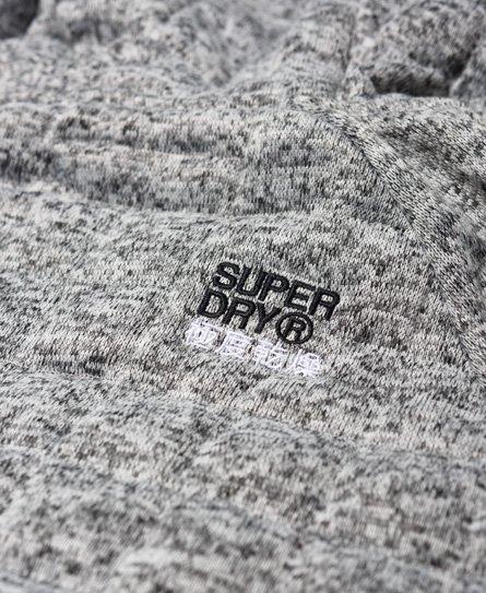 Superdry Storm Quilted Zip Hoodie