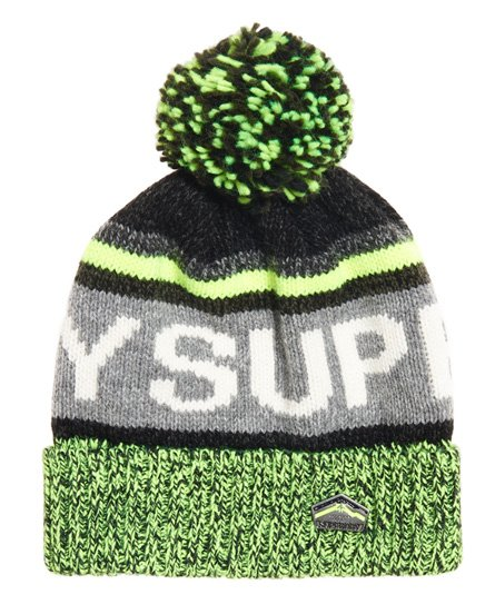 Superdry Super SD Logo Beanie