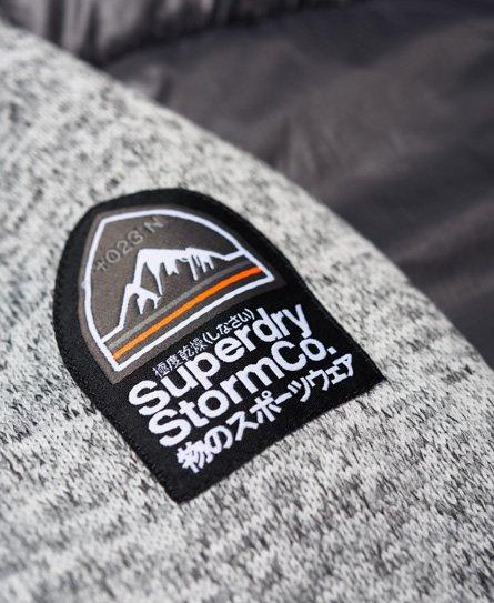 Superdry Storm Hybrid Kapuzenjacke