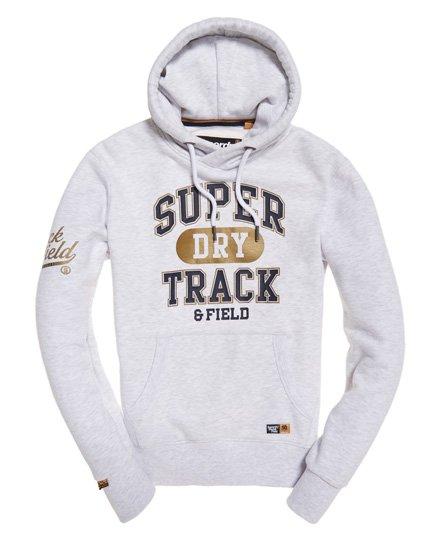 Superdry Super Track Metallic Hoodie