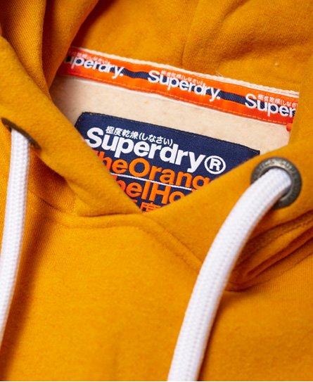 Superdry Sweat à capuche Orange Label