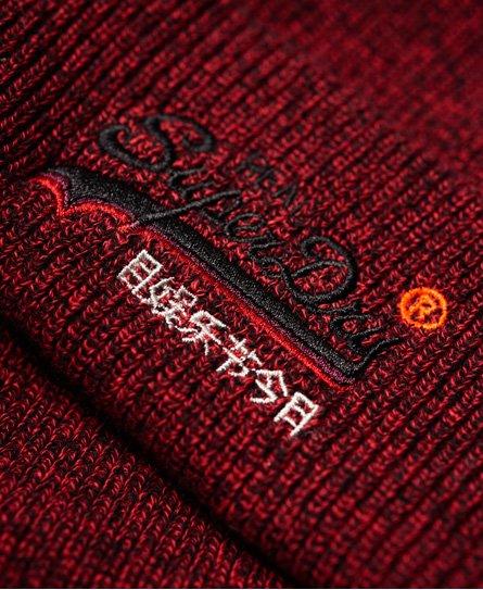 Superdry Bonnet Orange Label