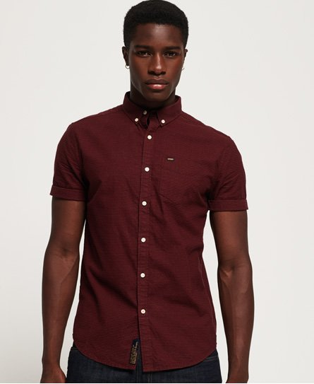 Superdry Ultimate Hounds Short Sleeve Shirt