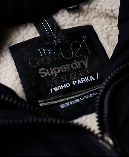 Superdry Boxy Snorkle Hooded SD-Wind Parka Jacket