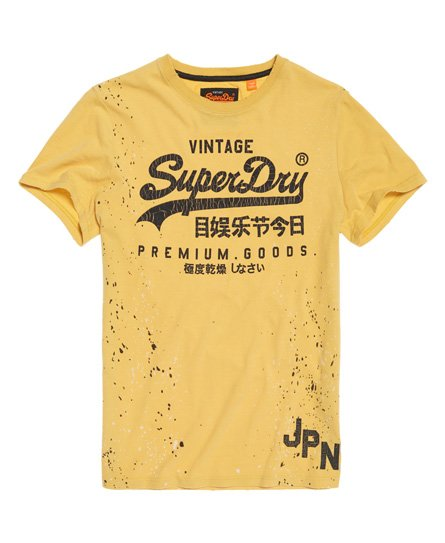 Superdry Camiseta Premium Goods