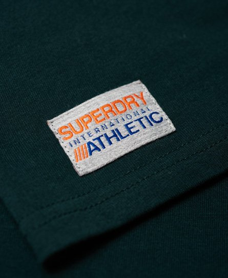 Superdry Trophy Micro Long Sleeve T-Shirt