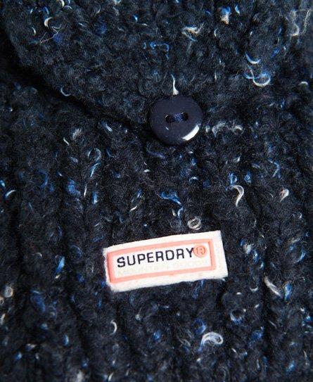 Superdry Clarrie Stitch Mittens