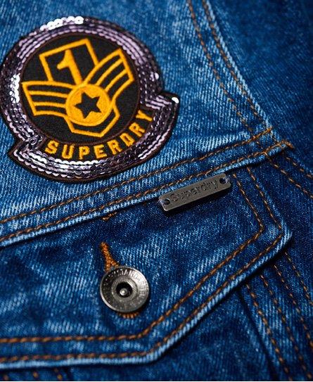 Superdry Borg Girlfriend Jacket