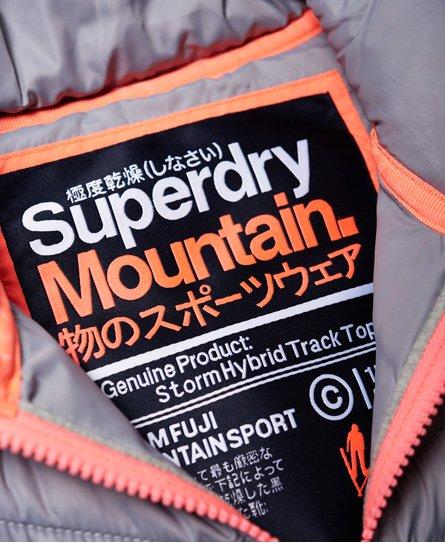 Superdry Storm Hybrid Track Top