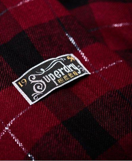 Superdry Aria Check Shirt