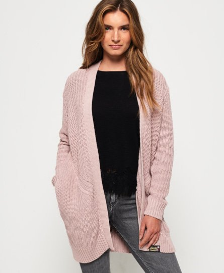 d9757d7d5e9 Brooke Ribbed Cardigan85672. Brooke Ribbed Cardigan