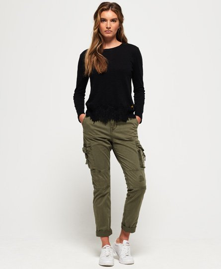 Pantaloni cargo Girlfriend
