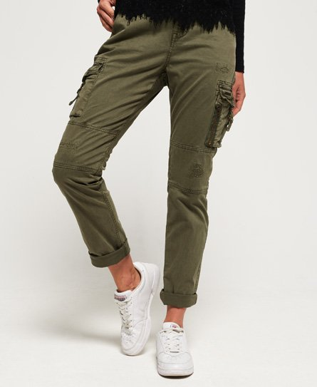 Superdry Girlfriend Cargo Pants