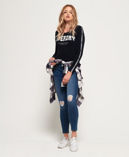 Superdry Jeans skinny Cassie