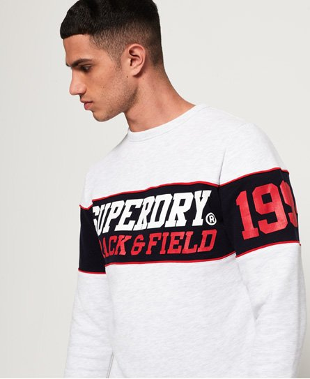 Superdry Triple Drop Track Sweatshirt