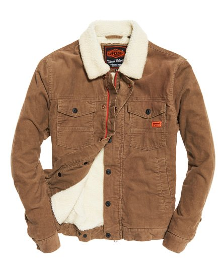 Superdry Hacienda Chore Coat