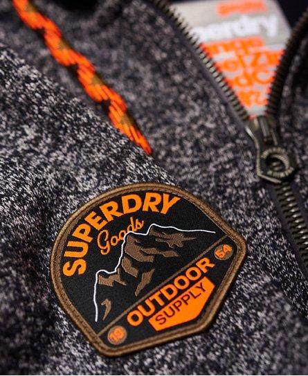 Superdry Orange Label Mountain Kapuzenjacke