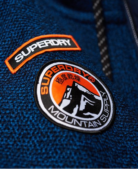 Superdry Expedition Kapuzenjacke